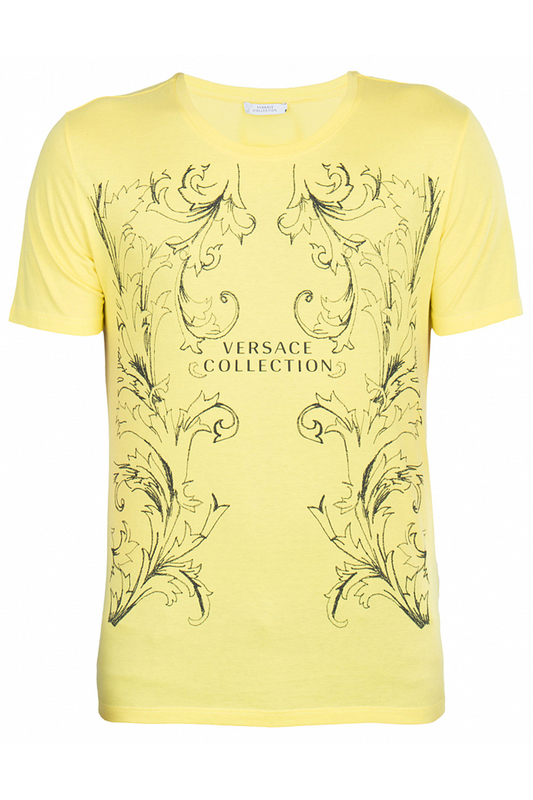 Футболка Versace Collection Футболка футболка versace collection футболка