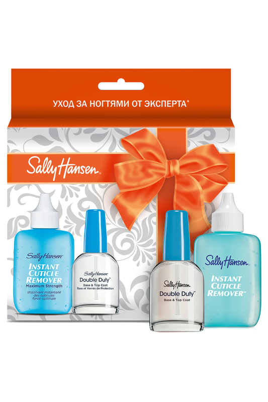 Набор Sally Hansen Набор лак тон 130 04 blue me away sally hansen для ногтей лаки