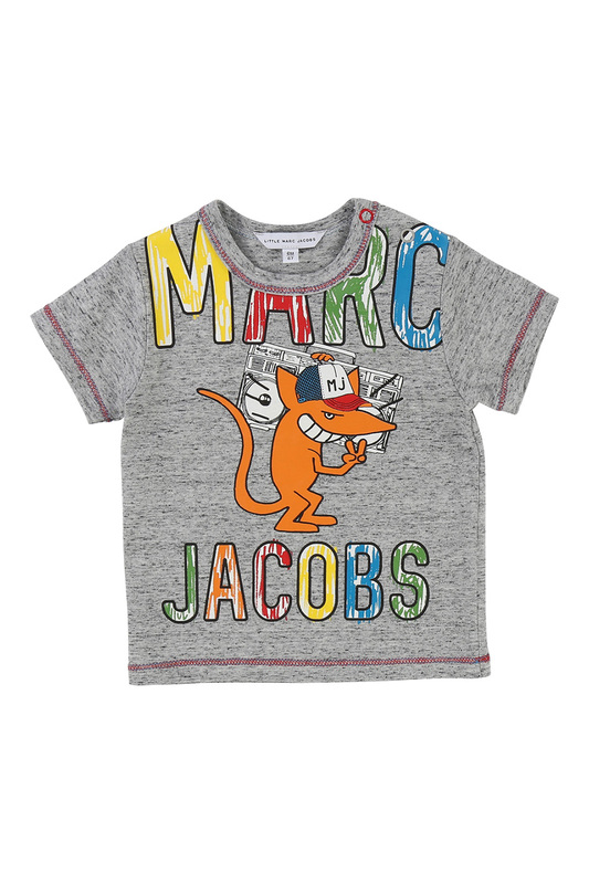 Футболка Little Marc Jacobs Футболка