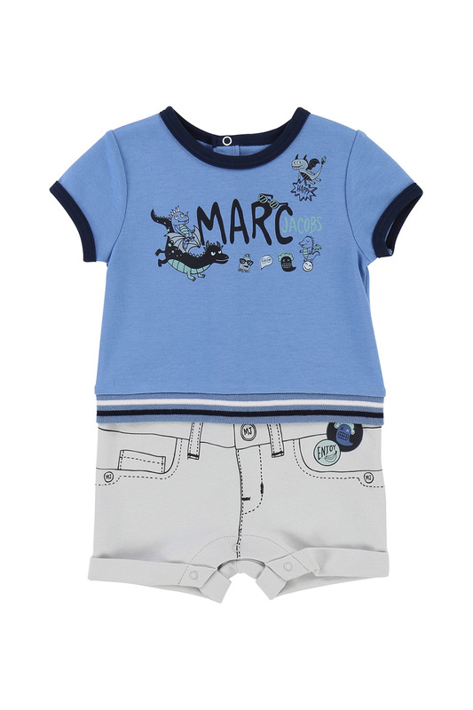 Комбинезон Little Marc Jacobs