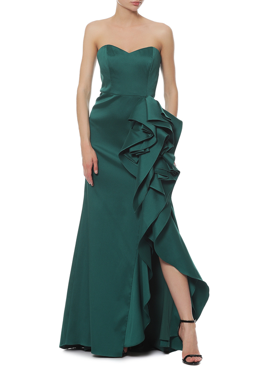 Платье Badgley Mischka Платье