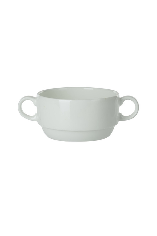 Бульонница с ручками, 0,25 л Royal Bone China