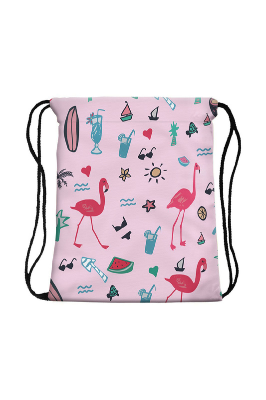 Сумка-мешок Summer Flamingo HOMSU Сумка-мешок Summer Flamingo