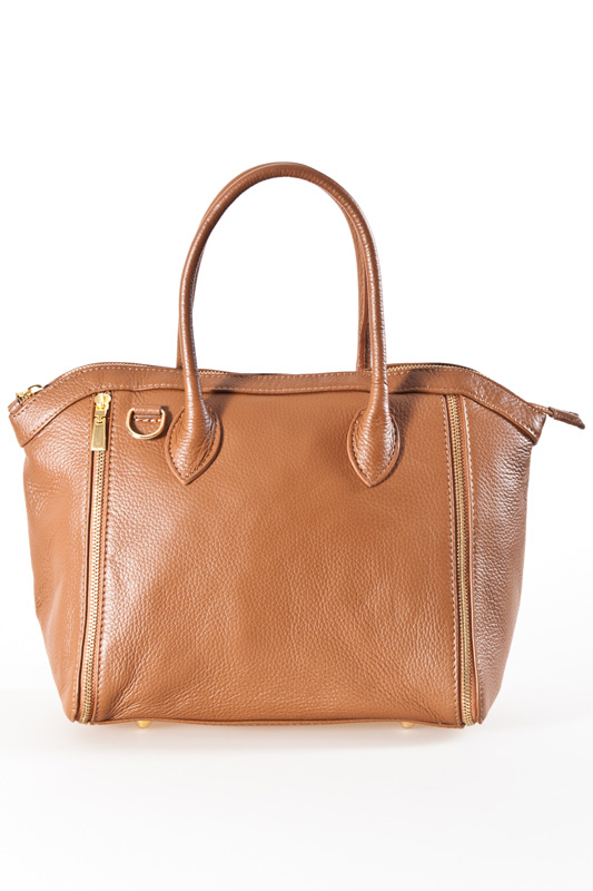 Купить Bag LUISA VANNINI, Сумки мягкие, Light brown