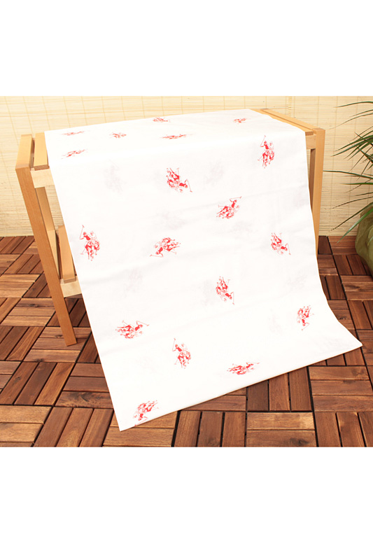 Double Flat Sheet U.S. Polo Assn.Double Flat Sheet<br><br>param_1: 0<br>Возраст: Взрослый<br>Пол: Унисекс<br>Цвет: White and red