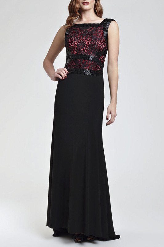 Dress Dynasty Dynasty 1012505_BLACK_RUBY