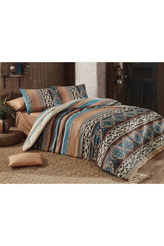 bed linen set Majoli Bahar Home Collection bed linen set cover 150х200 majoli bahar home collection cover 150х200