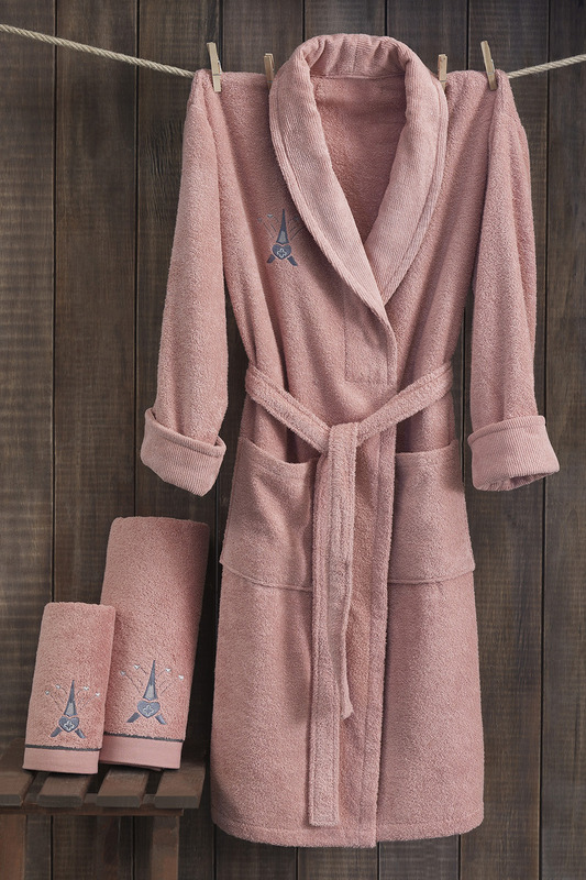 bathrobe set Marie claire bathrobe set одеяло евро 195x215 mona liza