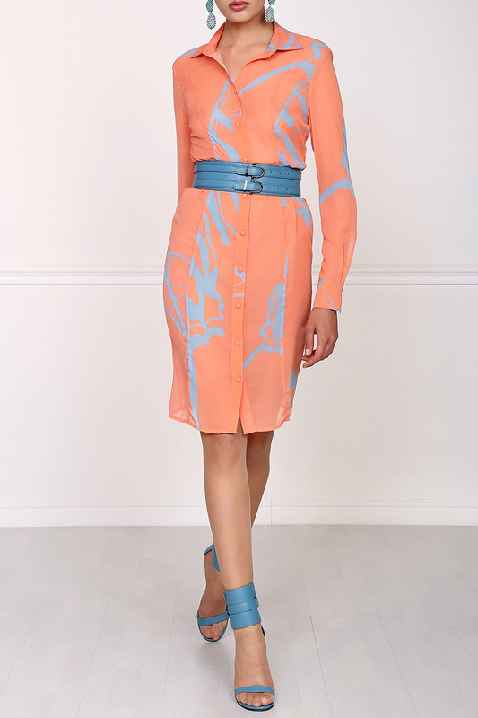 Платье Isabel Garcia IGSS15LDRL_EG115_ORANGE