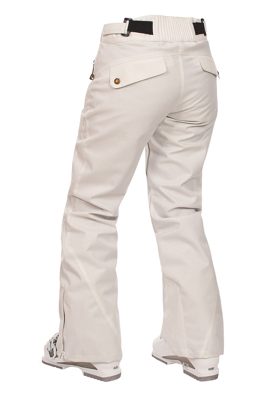 Фото 4 - sport pants Trespass цвет cream