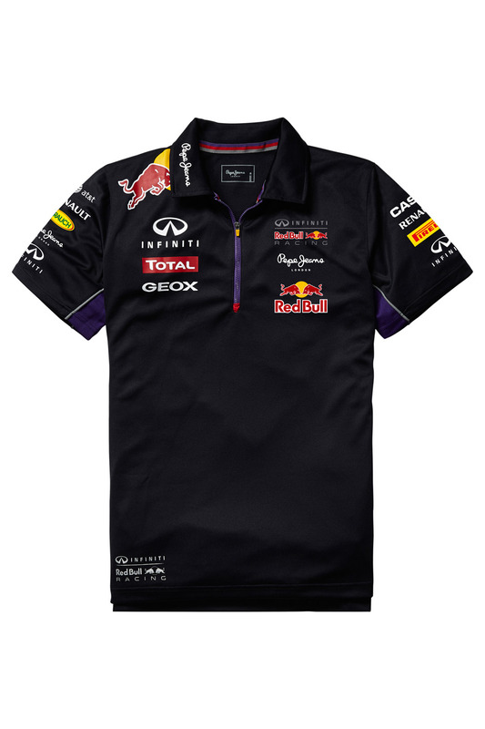 Футболка PEPE JEANS RED BULL RACING F1