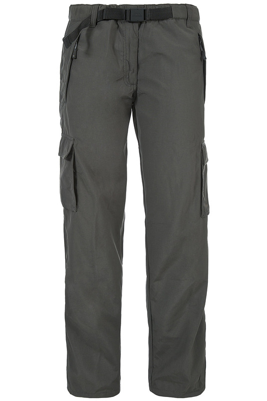 Фото 3 - pants Trespass цвет khaki