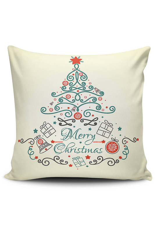 decorative pillow CHRISTMAS - DECORATION decorative pillow trousers 525 брюки стрейч