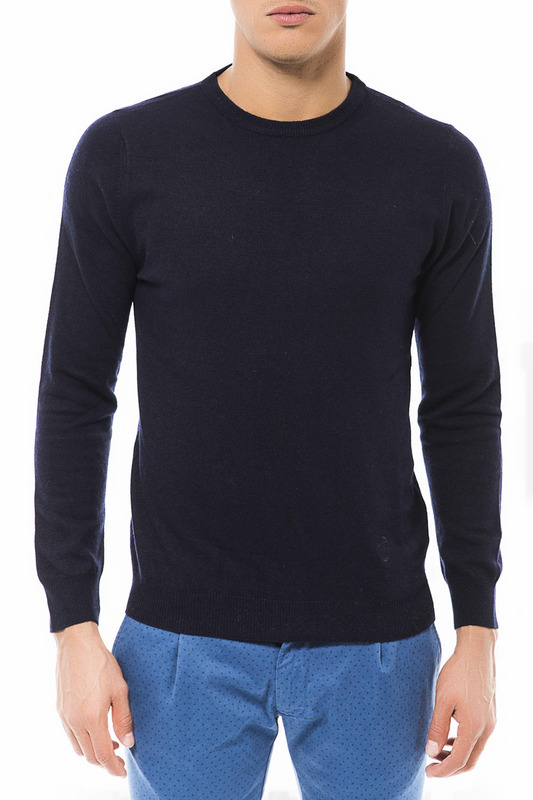 Фото 3 - jumper Trussardi Collection цвет navy