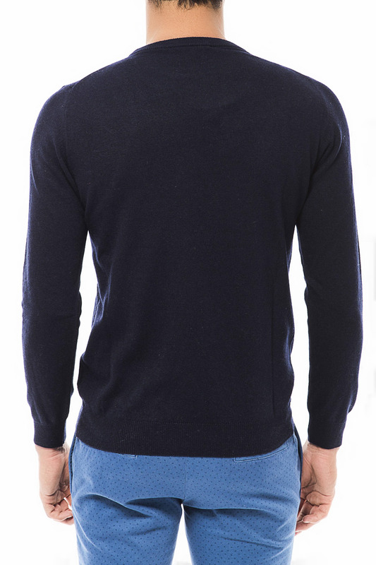Фото 4 - jumper Trussardi Collection цвет navy