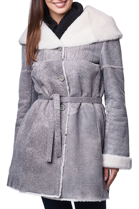 sheepskin coat Jean Guise Дубленки тонкие sheepskin coat giorgio di mare sheepskin coat