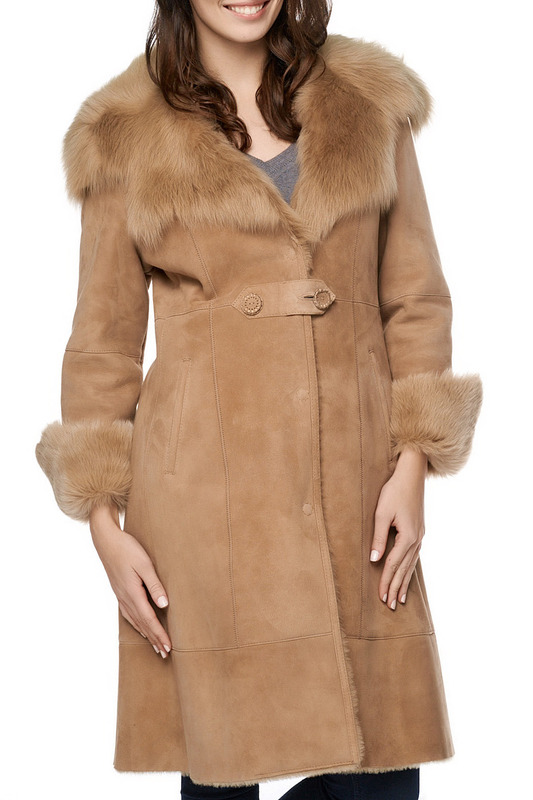 sheepskin coat Jean Guise sheepskin coat комбинезон iblues