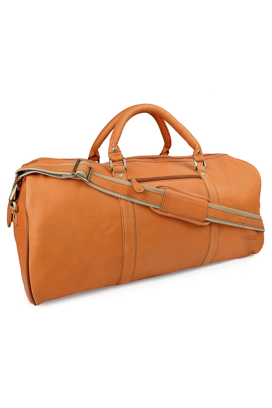 Сумка WOODLAND LEATHER BR_61935_TAN