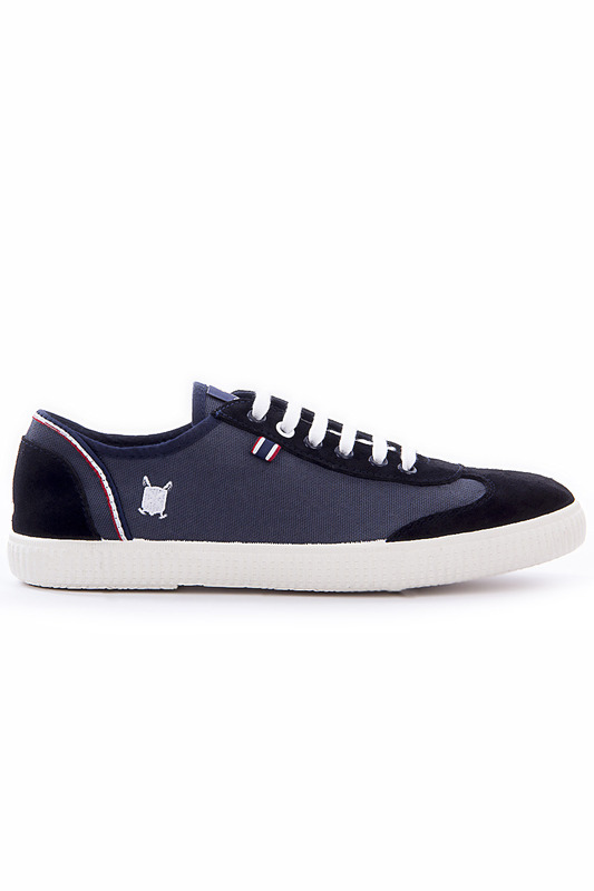 Фото 6 - SNEAKERS POLO CLUB С.H.A. цвет navy and white