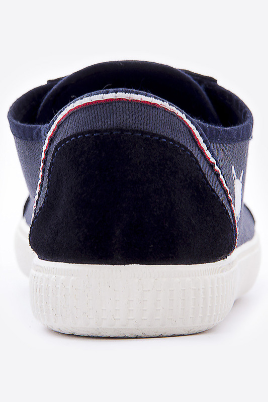 Фото 7 - SNEAKERS POLO CLUB С.H.A. цвет navy and white