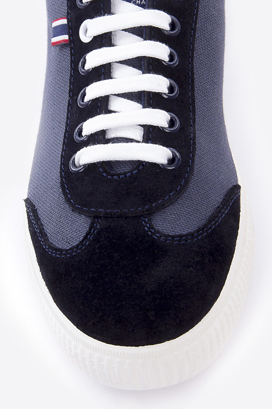 Фото 8 - SNEAKERS POLO CLUB С.H.A. цвет navy and white