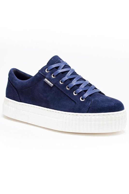 Фото 5 - SNEAKERS Roobins цвет navy
