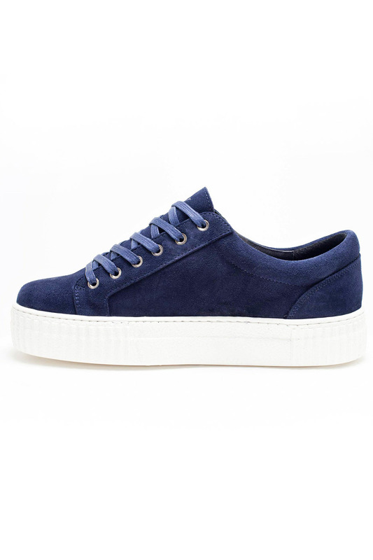 Фото 6 - SNEAKERS Roobins цвет navy