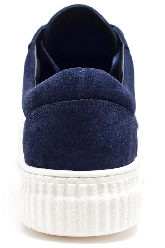 Фото 7 - SNEAKERS Roobins цвет navy