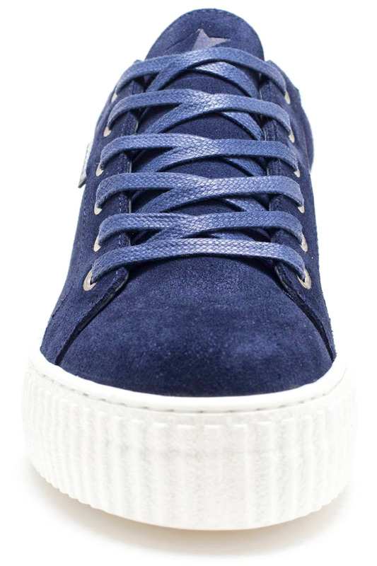 Фото 8 - SNEAKERS Roobins цвет navy