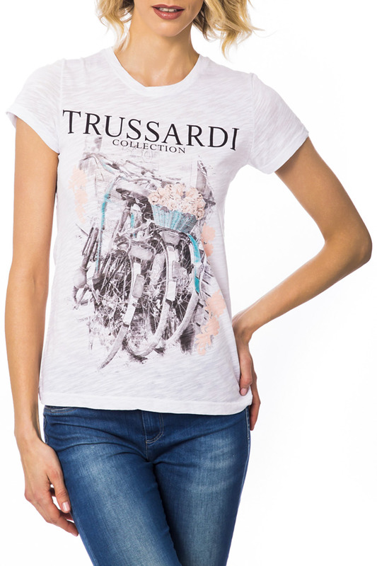 Футболка Trussardi Collection