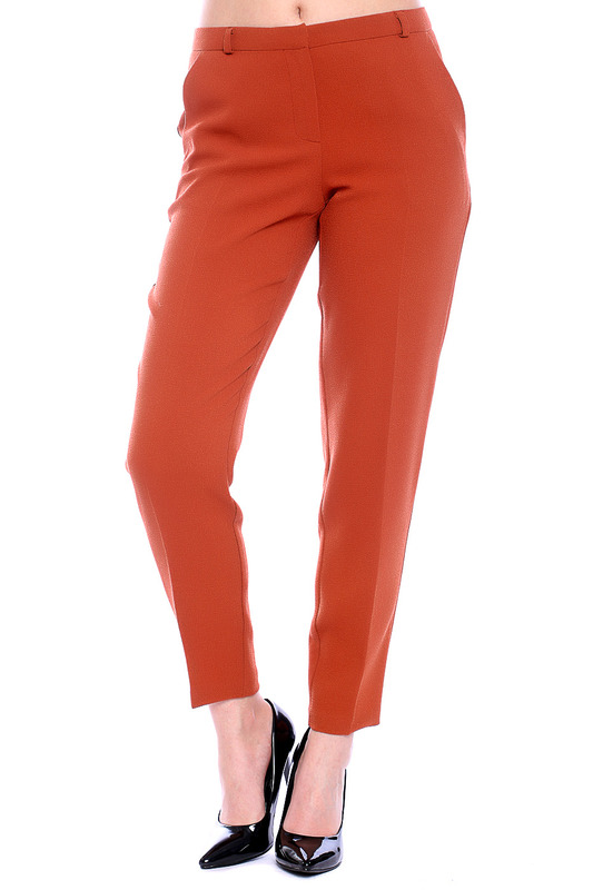 TROUSERS Moda di Chiara Брюки зауженные trousers moda di chiara trousers