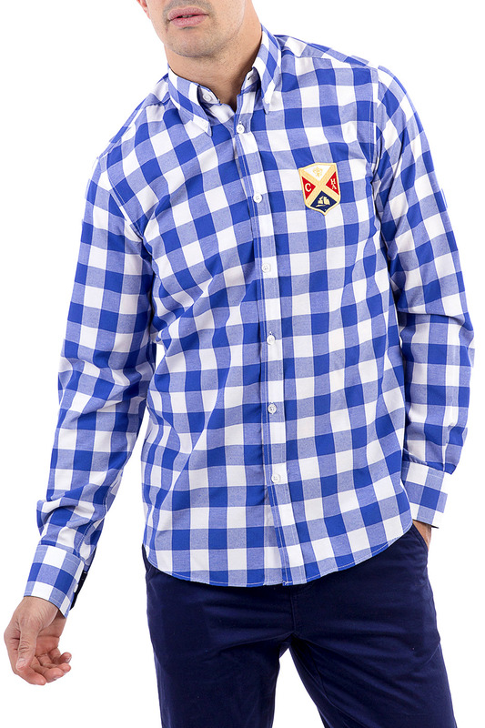 Рубашка POLO CLUB С.H.A.Рубашка<br><br>Размер INT: 6-XXL<br>Размер RU: 56<br>brand_id: 42616<br>category_str_var: Odezhda-muzhskaia-sorochki<br>category_url: Odezhda/muzhskaia/sorochki<br>is_new: 0<br>param_1: None<br>param_2: 0<br>season_autumn: 0<br>season_spring: 0<br>season_summer: 0<br>season_winter: 0<br>Артикул: PC152008101038<br>Возраст: Взрослый<br>Материал: 100% хлопок<br>Пол: Мужской<br>Стиль: None<br>Страна дизайна: Испания<br>Страна производства: Испания<br>Тэг: None<br>Цвет: Синий<br>custom_param_1: None<br>custom_param_2: None
