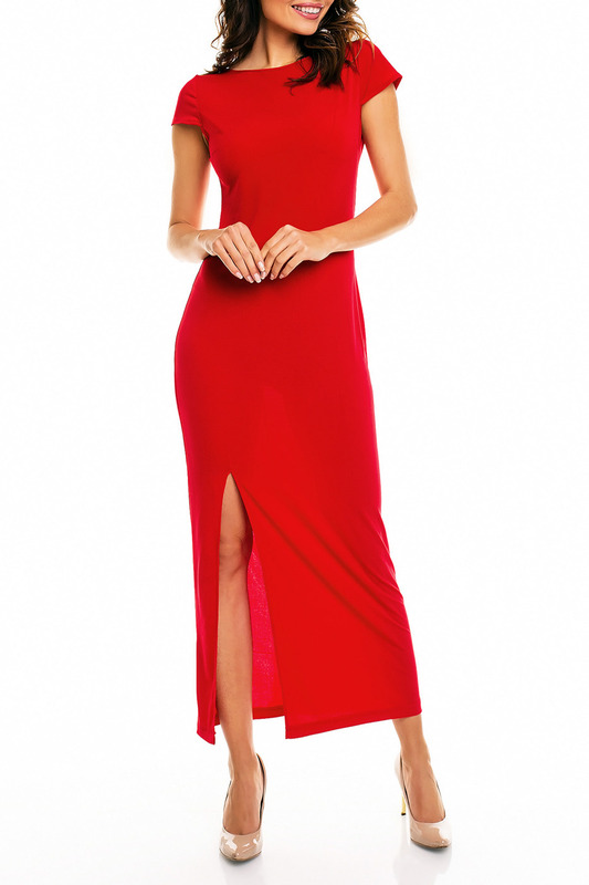 DRESS Awama Awama A136_RED