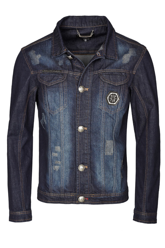 ��������� ������ Philipp Plein ������ ��������� (�����) 003.40253_BLUE
