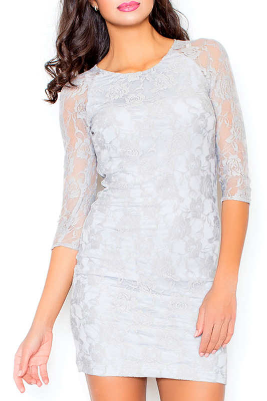 DRESS Figl Figl FIGL_M076_GREY