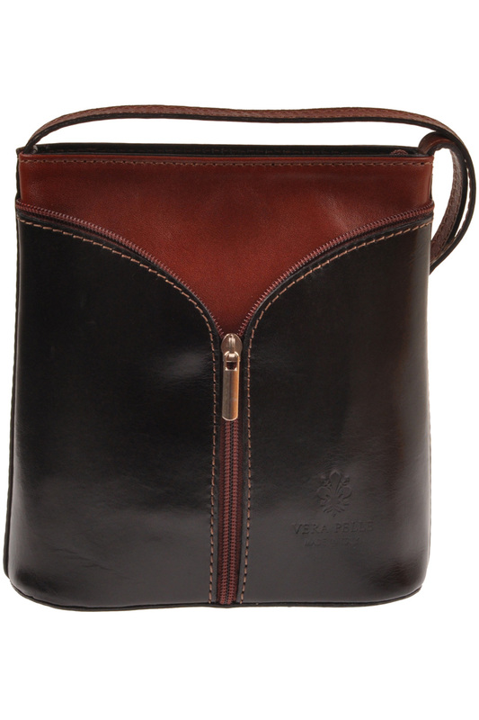 Сумка FLORENCE BAGS 661706_BLACK_BROWN