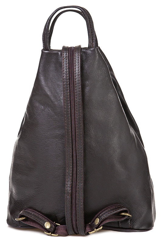 Фото 2 - Backpack Matilde costa цвет dark brown