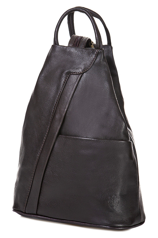 Фото 3 - Backpack Matilde costa цвет dark brown