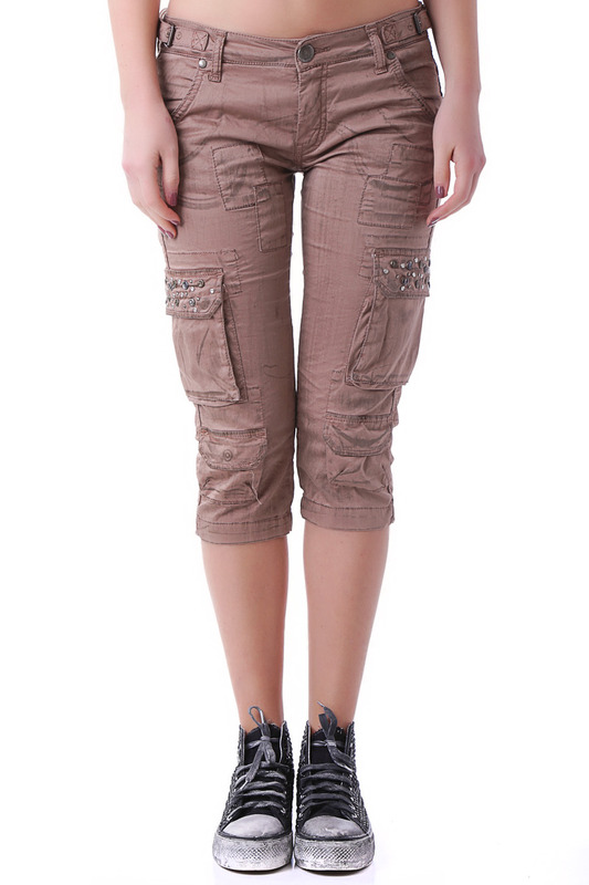3/4 pants BRAY STEVE ALAN Брюки карго 3 4 pants bray steve alan брюки карго