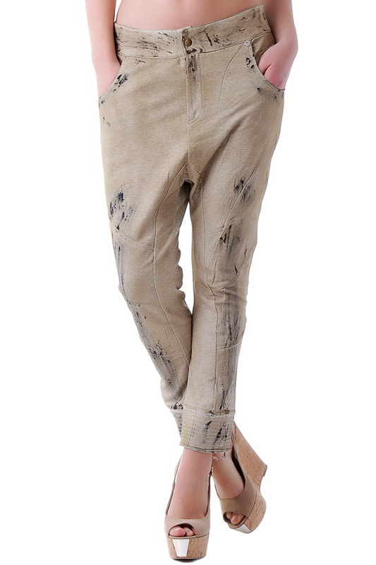 pants BRAY STEVE ALAN Брюки зауженные 3 4 pants bray steve alan брюки карго