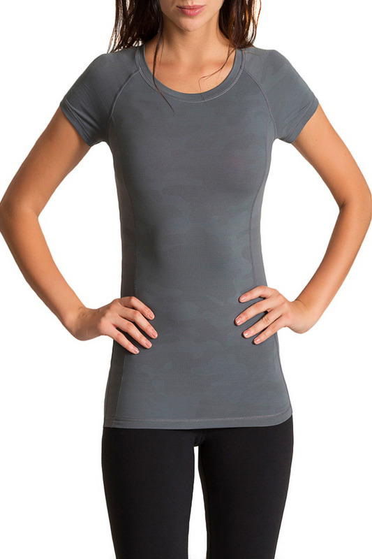 Футболка PURE APPAREL P230010_GREY
