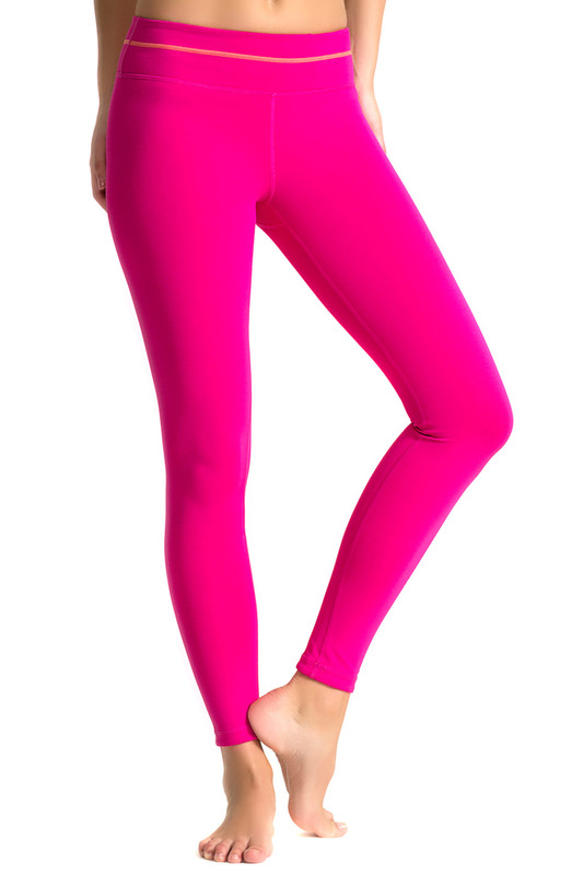 Женские леггинсы PURE APPAREL P280025_POWER_PINK_GERANIUM