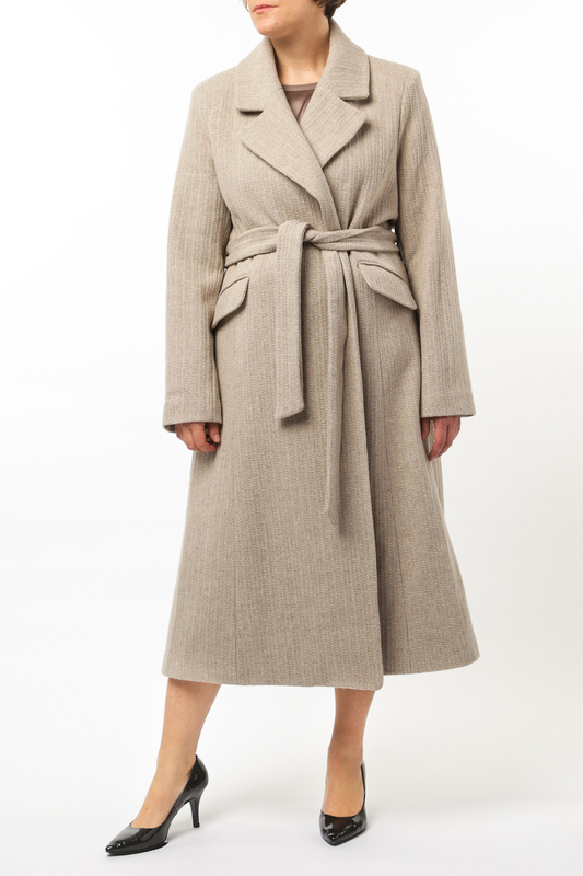 Coat Emma Monti Пальто длинные набор baldessarini cool force baldessarini набор baldessarini cool force