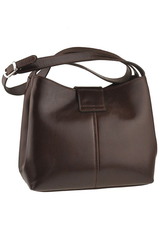 Фото 5 - bag Latteemilie цвет dark brown