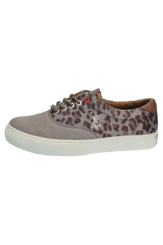 sneakers U.S. Polo Assn. Кеды низкие sneakers soya fish кеды низкие