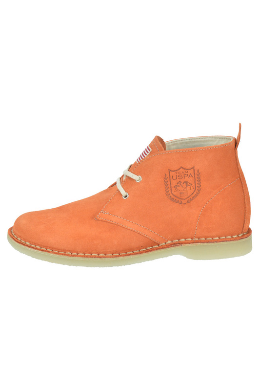 Женские ботинки U.S. Polo Assn. FOXD3315S5_S2S_ARANCIO_ORANGE