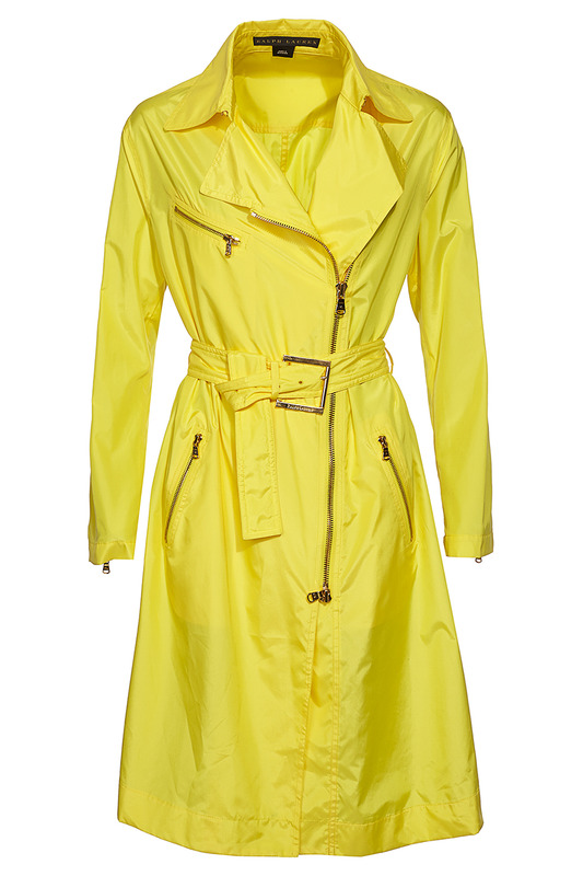 Плащ Ralph Lauren 200.40902_YELLOW