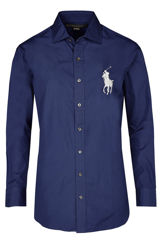 Рубашка Ralph Lauren 200.42105_DARK_BLUE