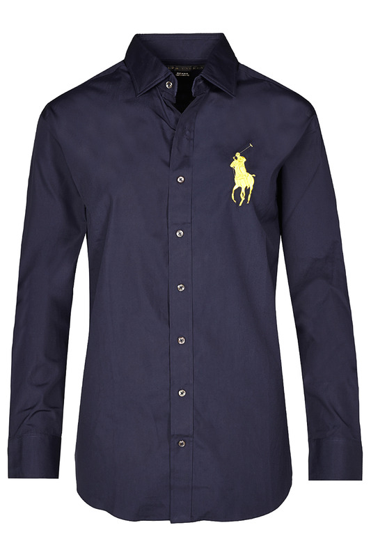 Рубашка Ralph Lauren 200.42111_DARK_BLUE