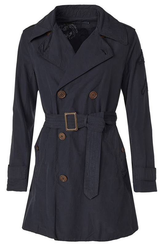 Плащ Ralph Lauren 200.42673_DARK_BLUE
